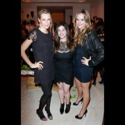 Danielle Panabaker & Ever Carradine - Perrier-Jouet Celebrates Nola Singer's Jewelry Collection 11/30/11