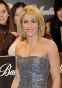 Shakira - 40 Principales Awards 2011; Madrid, Spain; Dec 9 2011