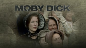 "Gillian Anderson, ""Moby Dick"" TV miniseries BR HD caps"