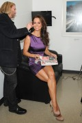 Брук Берк, фото 1427. Brooke Burke press day to promote her new workout DVD New York City, january 4, foto 1427