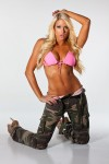 Барби Бланк (Келли Келли), фото 445. Barbie Blank (Kelly Kelly) Chad Martel Photoshoot 2012, foto 445