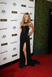 Дэльта Гудрэм, фото 1567. Delta Goodrem G'Day USA Black Tie Gala in Hollywood - 14.01.2012, foto 1567