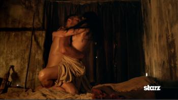 b5fb84170995229 Spartacus : Vengeance (2012)