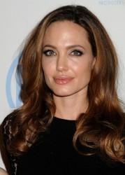 Анджелина Джоли, фото 7440. Angelina Jolie - Producers Guild awards, january 21, foto 7440