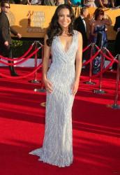 Ная Ривера, фото 165. Naya Rivera 18th Annual Screen Actors Guild Awards at The Shrine Auditorium in Los Angeles - 29.01.2012, foto 165