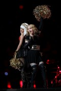 Мадонна (Луиза Чикконе Ричи), фото 1201. Madonna (Louise Ciccone Ritchie)Superbowl Halftime, 05.02.2012, foto 1201