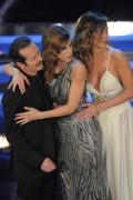 Белен Родригез, фото 185. Belen Rodriguez - revealing Sanremo Festival day 2 - Feb 15, foto 185