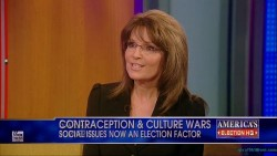 Not meant sarah palin pantyhose legs fox interviews abstract