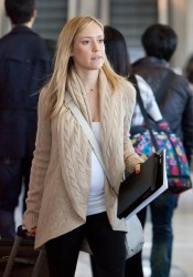 Кристин Каваллари Кавалери, фото 4690. Kristin Cavallari Cavalleri at Los Angeles International, february 19, foto 4690