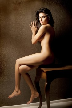Sherlyn Chopra Shoot Nude Coverd