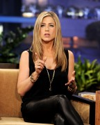 Дженнифер Анистон, фото 8672. Jennifer Aniston On the Tonight Show With Jay Leno in Burbank - February 24, 2012, foto 8672