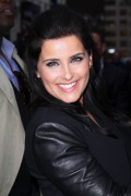 Нелли Фартадо, фото 1461. Nelly Furtado Outside David Letterman Studio - February 23, 2012, foto 1461