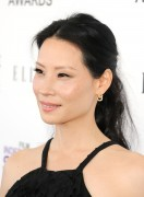 Люси Алексис Лью, фото 1125. Lucy Alexis Liu 2012 Film Independent Spirit Awards in Santa Monica 25.2.2012, foto 1125