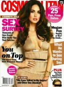Megan Fox - Cosmopolitan magazine April 2012