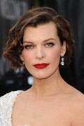 Милла Йовович, фото 1987. Milla Jovovich 84th Annual Academy Awards - February 26, 2012, foto 1987
