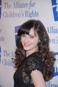 Зуи Дешанель, фото 1735. Zooey Deschanel Alliance For Children's Rights Annual Dinner in Beverly Hills - March 1, 2012, foto 1735