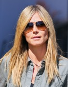 Хайди Клум, фото 5002. Heidi Klum out and about in Brentwood, March 3- 2012, foto 5002