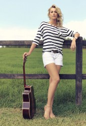 Ана Хайкмэн, фото 307. Ana Hickmann Equus Jeans Style 2012 Campaign, foto 307