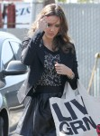 Джессика Альба, фото 25427. Jessica Alba - leaves her office in Santa Monica, March 7, foto 25427