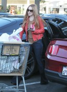 Линдси Лохан, фото 23119. Lindsay Lohan - out and about in Beverly Hills 03/08/12, foto 23119