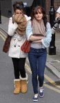 Мишель Киган, фото 190. Michelle Keegan Corrie Filming In Manchester 8th March 2012 HQx 22, foto 190