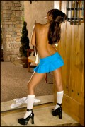 Прия Райi Анджали, фото 424. Priya Anjali Rai 'Naughty Schoolgirl' Foxes Set, foto 424