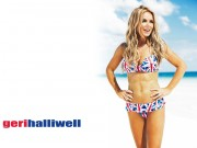 Geri Halliwell : Hot Wallpapers x 2