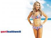 Geri Halliwell : Hot Wallpapers x 2