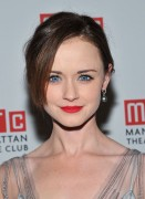 [ADDS] Alexis Bledel @ opening night of &amp;quot;Regrets&amp;quot; (March 27th, 2012)