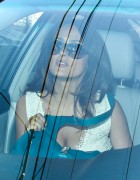 Salma Hayek - leaving The Ivy in West Hollywood 05/10/12