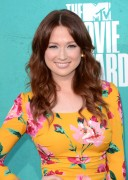 Ellie Kemper - 2012 MTV Movie Awards in Los Angeles 06/03/12