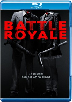Battle Royale 2000 Director's cut m720p BluRay x264-BiRD