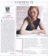 Deborah Ann Woll - Sette Magazine - November 10, 2011 (x2)