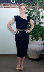 "Gillian Anderson, ""Great Expectations"" Emmy Press Junket 28/06/2012"